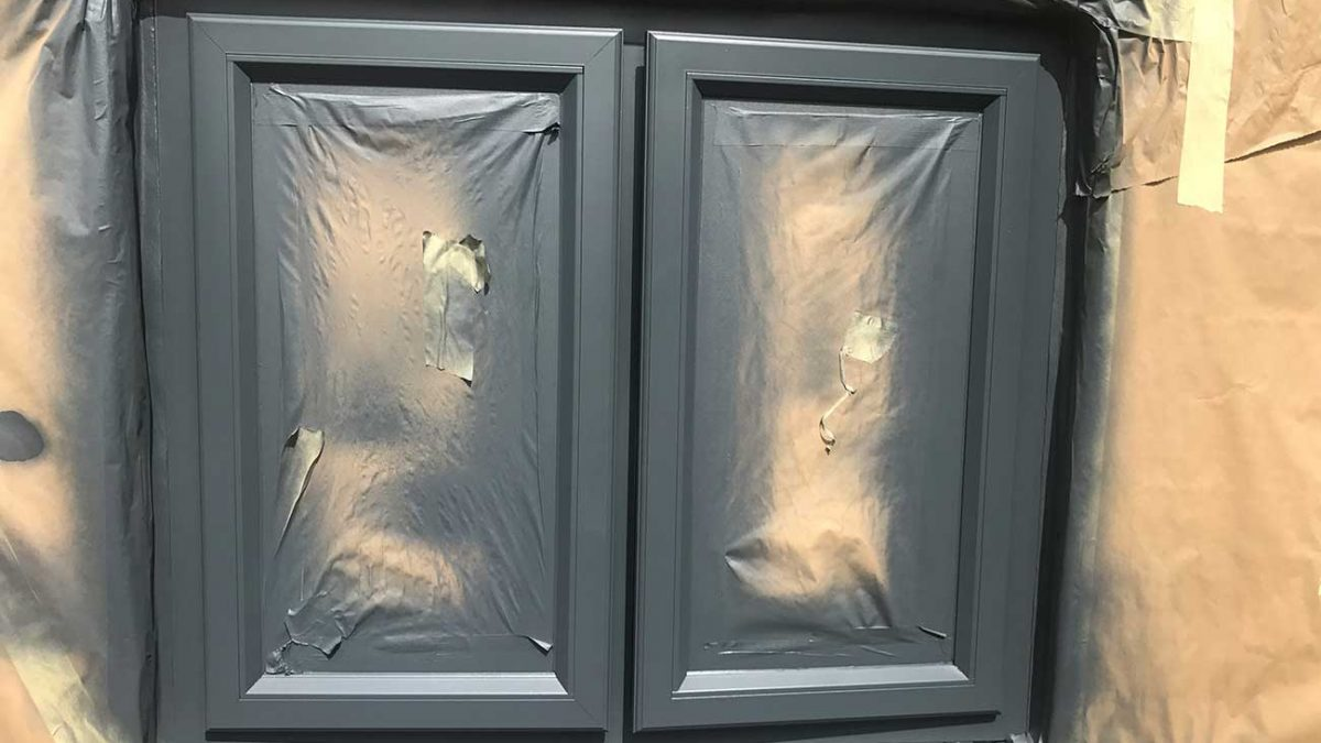 A few facts about upvc window and door spraying upvc - Interior door spray painting service ...
