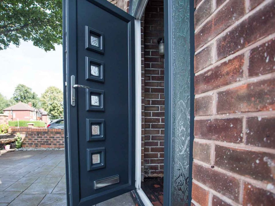 Can You Paint a UPVC Front Door?