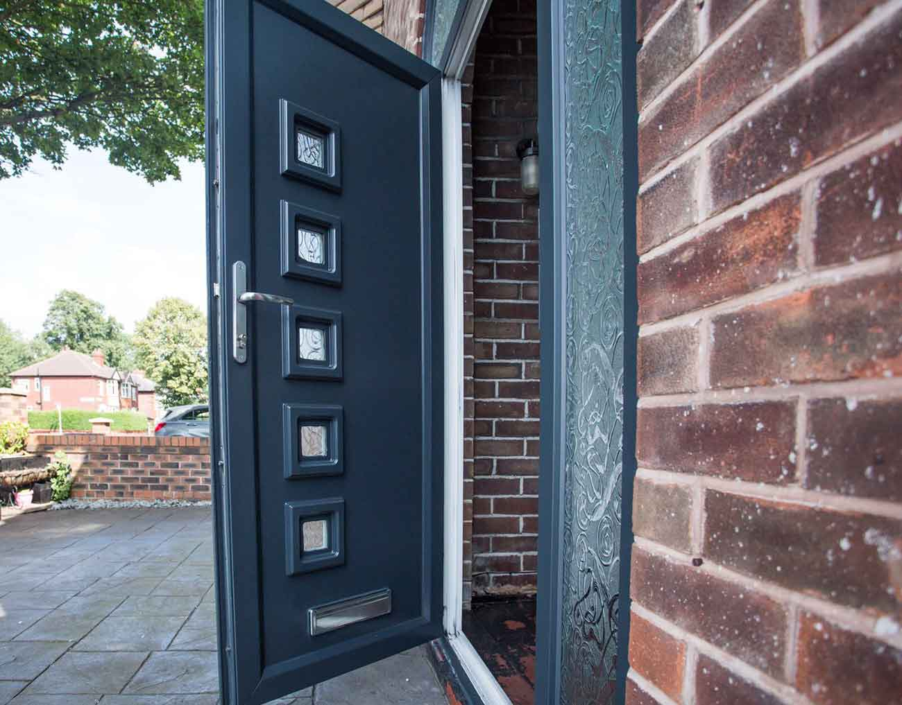 Can You Paint A Upvc Front Door Bespoke Upvc Spray Painting