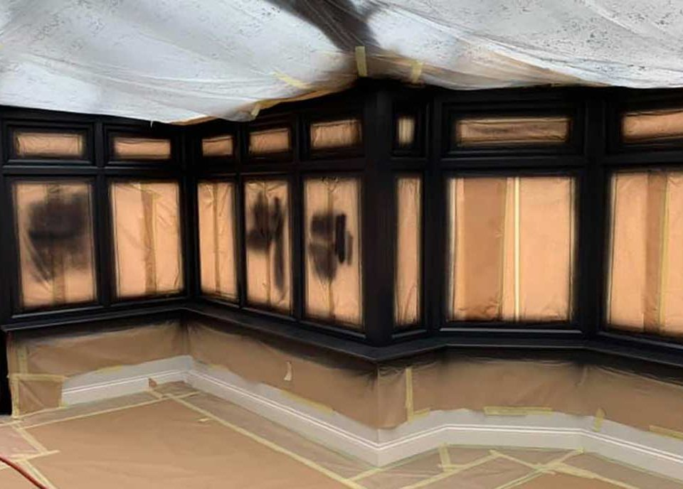 Can you paint UPVC windows?
