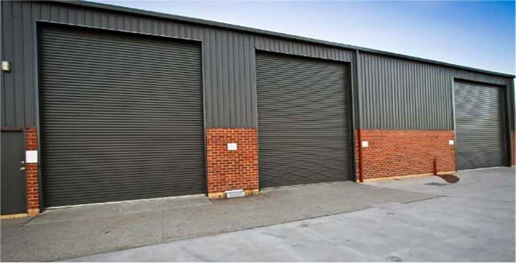 painting roller shutters
