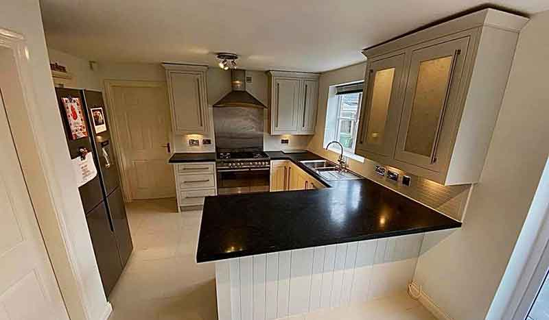 Spray Paint Kitchen Leeds