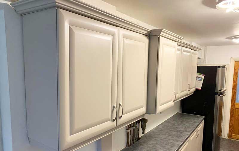 spray paint kitchen liverpool